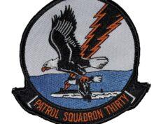 VP-30 Pro's Nest Squadron Patch – Sew On