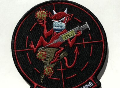 VX-31 Dust Devils Patch – Sew On