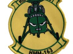 HMM-163 Ridge Runners Squadron Patch – Sew On