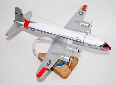 Military Air Transport Service (MATS) 1962 C-118A Liftmaster (DC-6A)