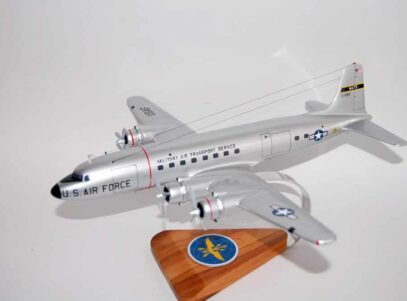 Military Air Transport Service (MATS) 1966 C-118A Liftmaster (DC-6A) Model