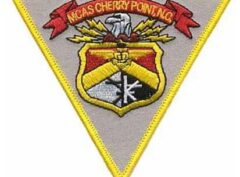 MCAS Cherry Point Patch – Sew On