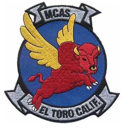 MCAS El Toro Patch – Sew On