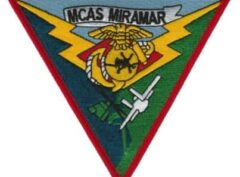 MCAS Miramar Patch – Sew On