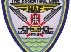 NAF Lajes Patch – Sew On