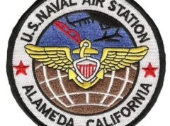 NAS Alameda Patch – Sew On