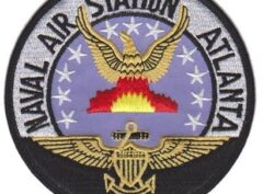 NAS Atlanta Patch – Sew On