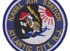 NAS Atlantic City Patch – Sew On