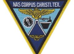NAS Corpus Christi Patch – Sew On