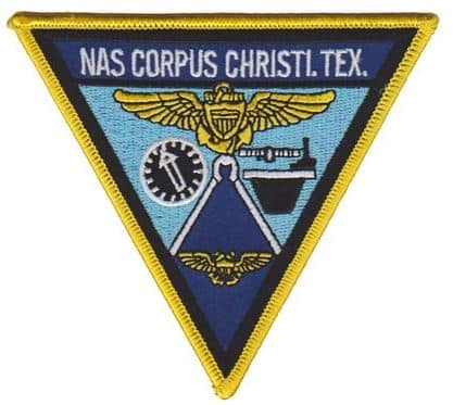 NAS Corpus Christi Patch – Sew On
