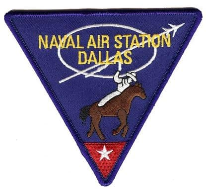 NAS Dallas Patch – Sew On