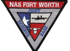 NAS Fort Worth Patch – Sew On