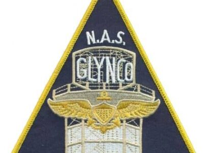NAS Glynco Patch – Sew On