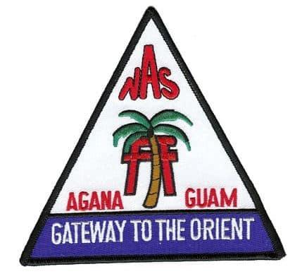 NAS Guam Patch – Sew On