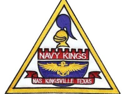 NAS Kingsville Patch – Sew On
