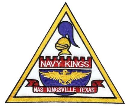 NAS Kingsville Patch – Sew On