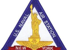 NAS New York Patch – Sew On