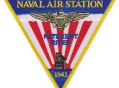 NAS Patuxent River Patch – Sew On