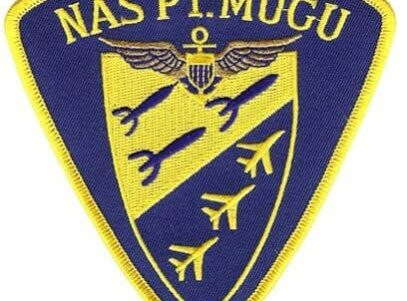 NAS Point Mugu Patch – Sew On