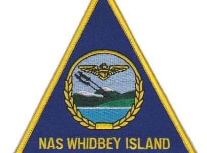 NAS Whidbey Island Patch – Sew On