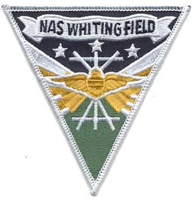 NAS Whiting Field Patch – Sew On