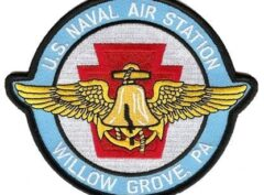 NAS Willow Grove Patch – Sew On