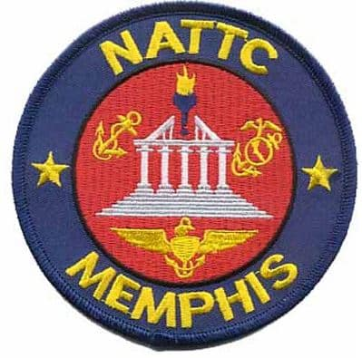 NATTC Memphis Patch – Sew On
