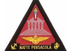 NATTC Pensacola Patch – Sew On