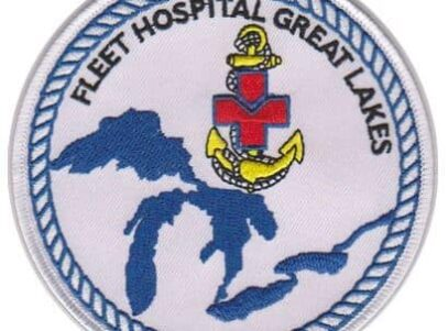 Naval Hospital Great Lakes Patch – Sew On