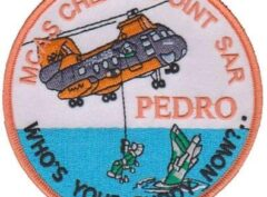 Pedro VMR-1 Cherry Point Patch – Sew On