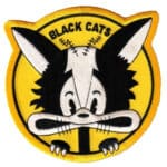 VPB-44 Black Cat Squadron Patch – Sew On