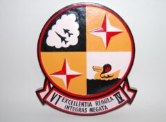 VT-4 Excellentia Plaque