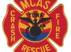 Yuma Crash Crew Patch – Sew On