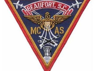 MCAS Beaufort Patch – Sew On