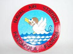 NAS Pensacola Plaque