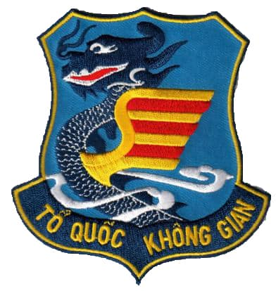 TO QUOC KHONG GIAN South Vietnamese Air Force Patch – Sew On