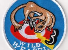 USAF Wild Weasel 3 Patch – Sew On