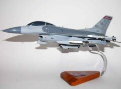 149th Fighter Squadron F-16 Fighting Falcon Model
