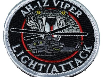 AH-1Z Viper Light/Attack Patch – Sew On