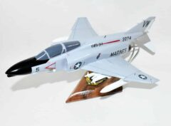 VMFA-314 Black Knights F-4B Model