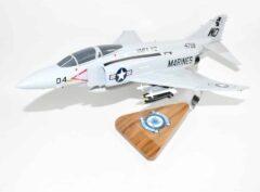 VMFA-212 Lancers F-4S Model