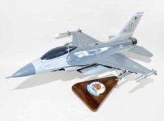 62d Fighter Squadron F-16 Fighting Falcon Model