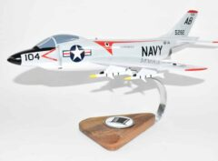 VF-14 Tophatters F3H-2 Demon Model