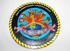 Navy Expeditionary Logistics Support Group Plaque (NELSG)
