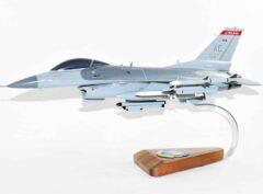 119th Fighter Squadron F-16 Fighting Falcon Model