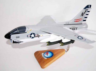 VA-93 Ravens (USS Midway 1977) A-7E Model