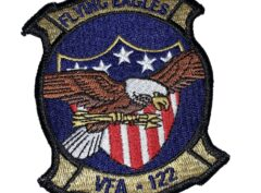VFA-122 Flying Eagles Patch – Sew On