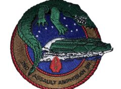 2nd Assault Amphibian Bn Patch – Sew On
