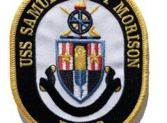 USS SAMUEL ELIOT MORISON FFG-13