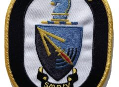 USS SIDES FFG-14 Patch – Sew On